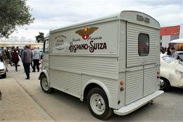 Citroen Type HY Utilitaire  -  Publicité Hispano-Suiza   -  15x10cms PHOTO - Camions & Poids Lourds