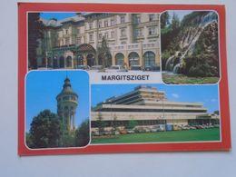 D171760 Hungary    Uprated Postal Stationery   Entier -Ganzsache - 2  Ft Nr. Nr.870508/2,5  MARGITSZIGET BUDAPEST - Interi Postali