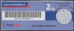 Garantiepost - Sticker - Paesi Bassi