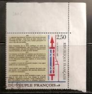 FRANCE      N°   2605   OBLITERE - Used Stamps