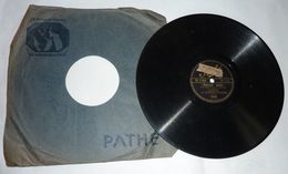 Disque 78 T Phonographe GRAMOPHONE Pathé - Georgius - 78 T - Discos Para Fonógrafos