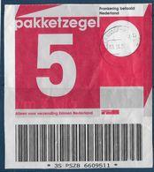 1997 - Pakketzegel - Paesi Bassi