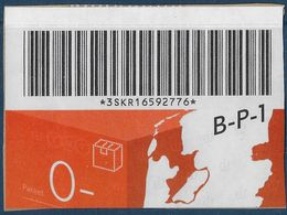 2011 - Pakketzegel - Paesi Bassi