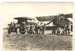 MISSION PHOTO DE TENES . 1923 - Aviazione