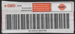 Pakketzegel - Paesi Bassi