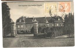 Hungary Grof Apponyi Géza Kastélya Högyész 1912 - Hongrie