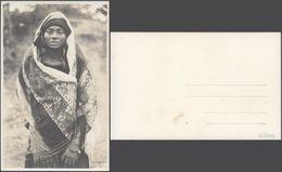 Carte Photo Du Congo - Gabriel L. : Femme Prenant La Pause (n°16) / Ethnie. - Belgian Congo - Other