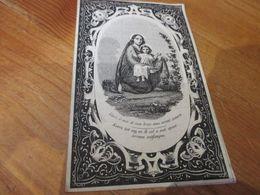 Dp 1787 - 1855, Moorsele/Ledegem, Dufort - Images Religieuses