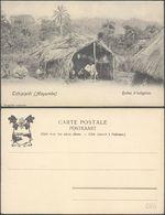 Carte Postale - Congo : Tchipipidi (Mayumbe), Huttes D'indigènes / Neuve - Congo Belge - Autres