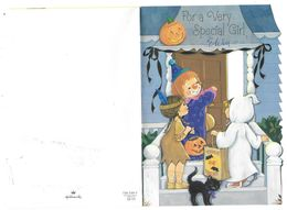 For A Very Special Girl - Halloween