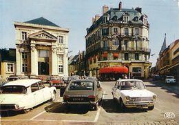 CP Voiture 3301 Bourges-Citroën DS,Renault 16,Simca 1300 - Passenger Cars