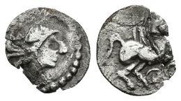 EMPORITON. Hemitritartemorión. Sant Martí De Ampurias (Gerona). 450-400 A.C. A/ - Autres Pièces Antiques