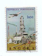 ANGOLA»AIR MAIL»1965»USED - Angola