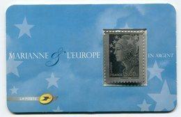 RC 15119 FRANCE N° 4242 / 193 MARIANNE DE BEAUJARD 5€ EN ARGENT NEUF ** A LA FACIALE - France