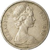 Monnaie, Fiji, Elizabeth II, 5 Cents, 1969, TB, Copper-nickel, KM:29 - Fidschi