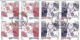 France TUC De 2013 YT 4817-4818 Oblitérés 1er Jour - France