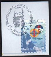 Italia Crema Cremona 2019 Padre Alfredo Cremonesi Birmania Burma Myanmar Ospedale S.Croce Cuneo FRAMMENTO ANN00024 - Christianity