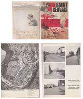 NAMUR Saint Servais  Brochure électorale - Culture