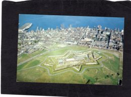 94805   Canada,  Air  View Of The Citadel,  Halifax,  Nova  Scotia,  Now  A National  Historic Site,  NV - Halifax