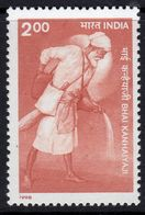 India 1998 Bhai Kanhaiyaji Commemoration, MNH, SG 1808 (D) - Neufs