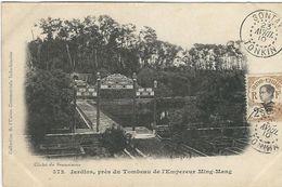 Viet-Nam : Tonkin, Jardins, Prés Du Tombeau De L'empereur Ming-Mang - Vietnam