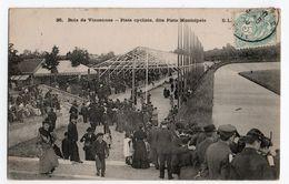 CHARENTON LE PONT * VAL DE MARNE * BOIS DE VINCENNES * PISTE CYCLISTE Dite MUNICIPALE * Carte N° 35 * édit. ELD - Charenton Le Pont