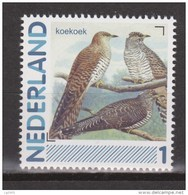 NVPH Netherlands Nederland Niederlande Holanda Pays Bas MNH ; Koekoek, Cuckoo, Coucou, Cuclillo - Cuckoos & Turacos