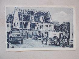CPA DE GERTWILLER Novembre 1944 - Après La Bataille - Francia