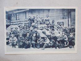 CPA DE GERTWILLER Novembre 1944 - La Cavalerie De La Légion Etrangère Au Repos - Frankreich