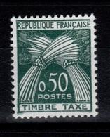 Taxe YV 93 N** Luxe Cote 15 Euros - Taxes