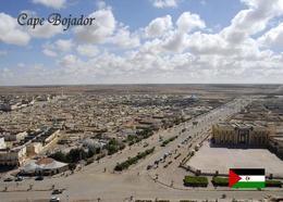 Western Sahara Cape Bojador Aerial View New Postcard Westsahara AK - Sahara Occidental