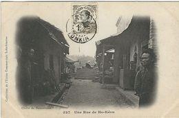 Viet-Nam : Tonkin, Une Rue De Ho-Kéou - Vietnam