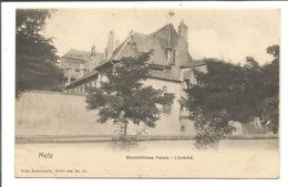 57.246/ METZ - L'évêché - Metz