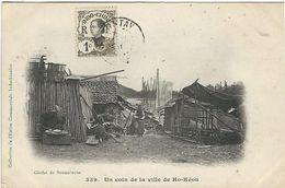 Viet-Nam : Tonkin, Un Coin De La Ville De Ho-Kéou - Vietnam