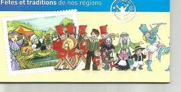 Fêtes Et Traditions De Nos Régions 2011 , N° C566 - Gedenkmarken