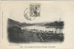 Viet-Nam : Tonkin, Les Berges Du Fleuve Rouge A Laokay - Vietnam