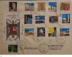 Carta. España. - Espagne