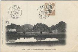 Viet-Nam : Tonkin, Vue De La Campagne, Près De Vinh - Vietnam