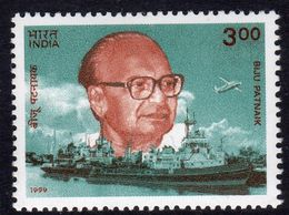 India 1999 Biju Patnaik Commemoration, MNH, SG 1840 (D) - Inde