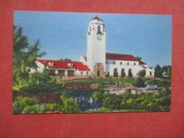 Union Pacific Railroad Station  Idaho > Boise Ref 4147 - Boise