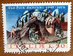 1972 ITALIA San Pier Damiani - 50 Lire Usato - 1971-80: Gebraucht
