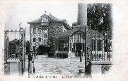 (149) CPA   Noisiel   Chocolaterie Menier   (  Bon Etat) - Noisiel