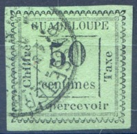 Guadeloupe - Taxe N°12 Oblitéré - Cote 35€ - (F1068) - Timbres-taxe