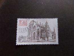 Notre Dame De Louviers - Curiosidades: 1980-89 Usados