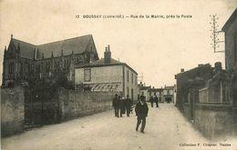 Boussay * Rue De La Mairie , Près La Poste - Boussay