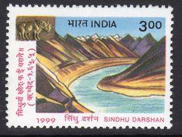 India 1999 Sindhu Darshan Festival, MNH, SG 1855 (D) - Inde