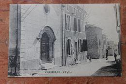 CORBIERES (04) - L'EGLISE - Francia