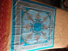 Foulard  Turquoise - Scarves