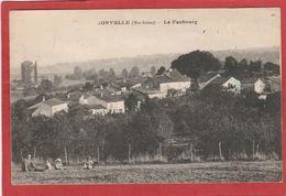 Haute-Saône - Jonvelle - Le Faubourg - Francia