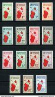 Madagascar (Francesa) Nº A-1/14 Nuevo* Cat.135€ - Madagascar (1889-1960)